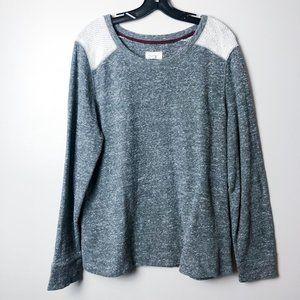 Lou & Grey Knit Scoop Neck Sweater